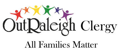 OutRaleigh Clergy logo